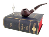 Dunhill Christmas Pipe